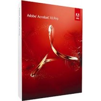 Adobe Acrobat 11 Professional English for Win