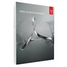 Adobe Acrobat 11 Standard English for Win