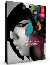 CS6 Adobe Design Premium 6 CT Mac Upg (From CS 5)