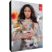 CS6 Adobe Design and Web Premium 6 CT Win