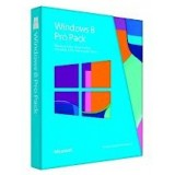 MS Win 8 Pro (32/64)bit Eng Intl PUP Medialess PKC Win to Pro MC (WAU)