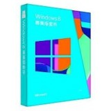 MS Win 8 Pro (32/64)bit ChnTrad HK PUP Medialess PKC Win to Pro MC (WAU)